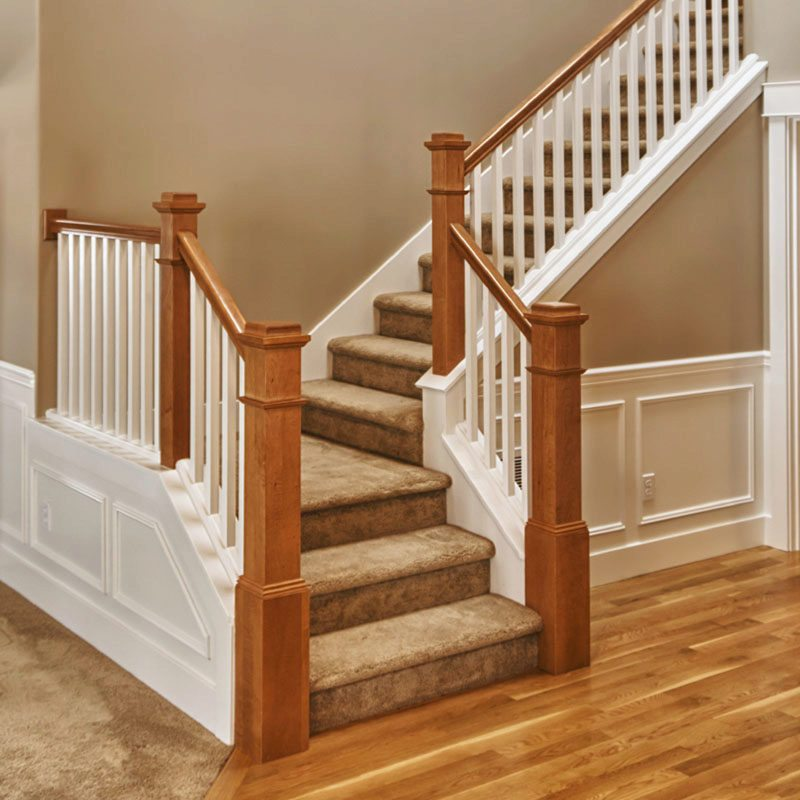 About Stair Parts And Millwork