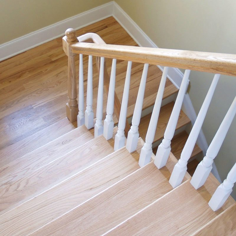 Genial Maple Stair Treads