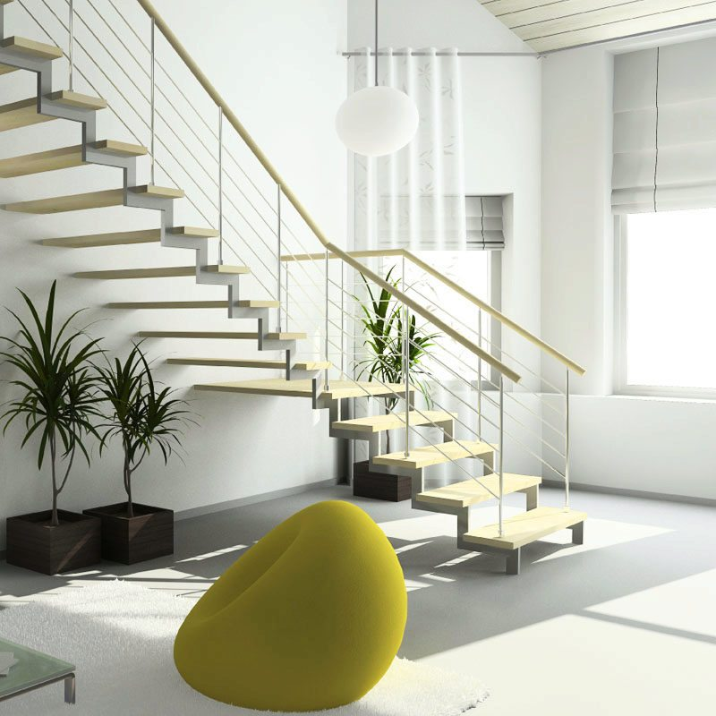 Buying Modern Stair Handrail Parts