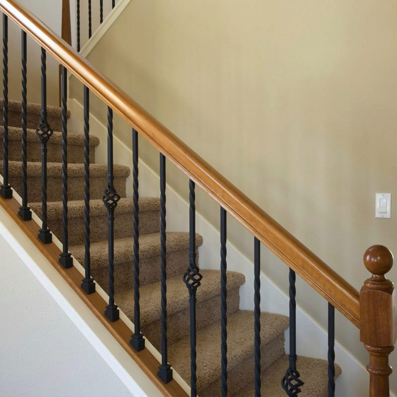 wrought iron baluster articles iveestyle