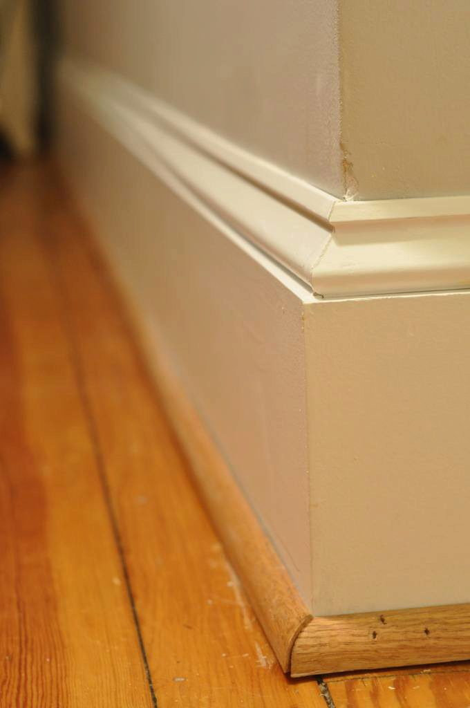 How To Replace Baseboard Trim Stairsupplies