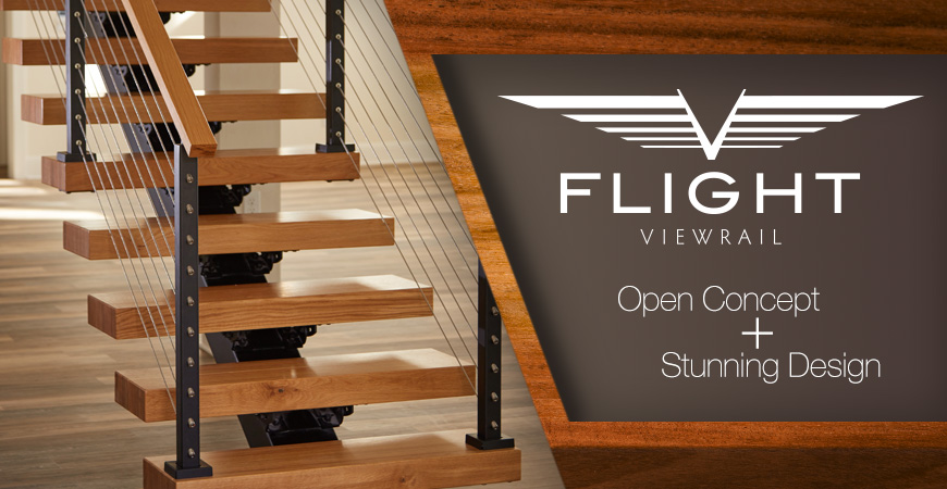 Viewrail Flight Floating Stairs