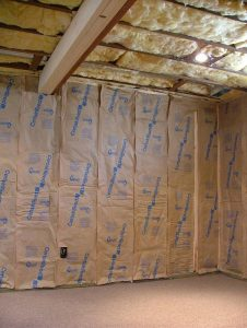 basement moisture can lead to the formation of mold mildew and rot