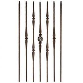 Gothic Series Iron Balusters
