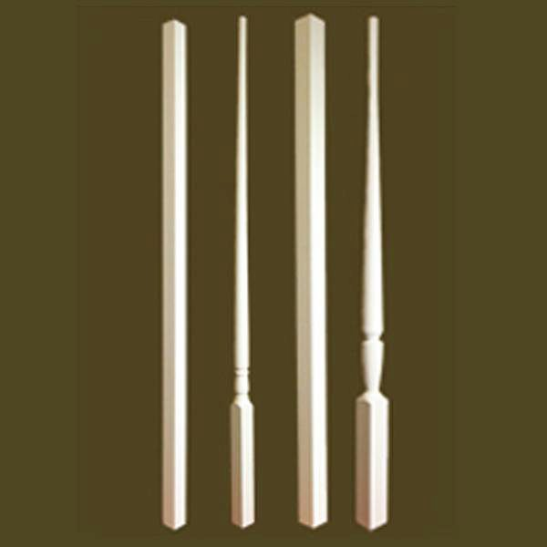 Imported Primed Balusters