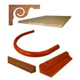 Shoe Molding, Stair Nosing & Skirtboards