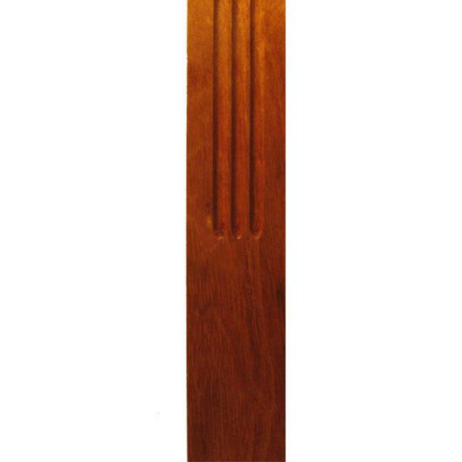 200 Fluted Wood Baluster Stairsupplies