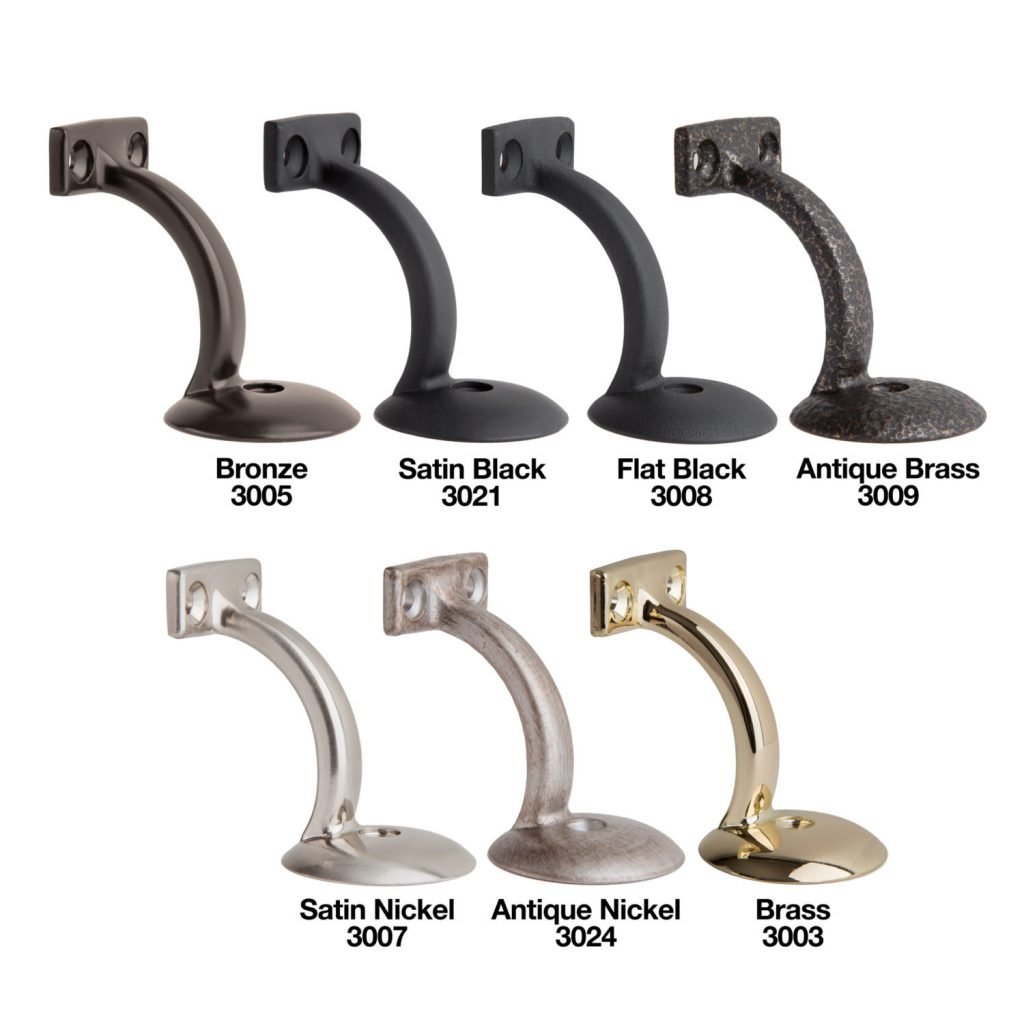 Classic Handrail Bracket - Color Options