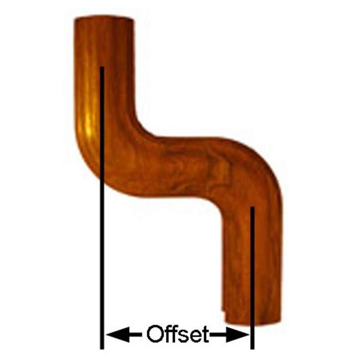 S Curve Offset