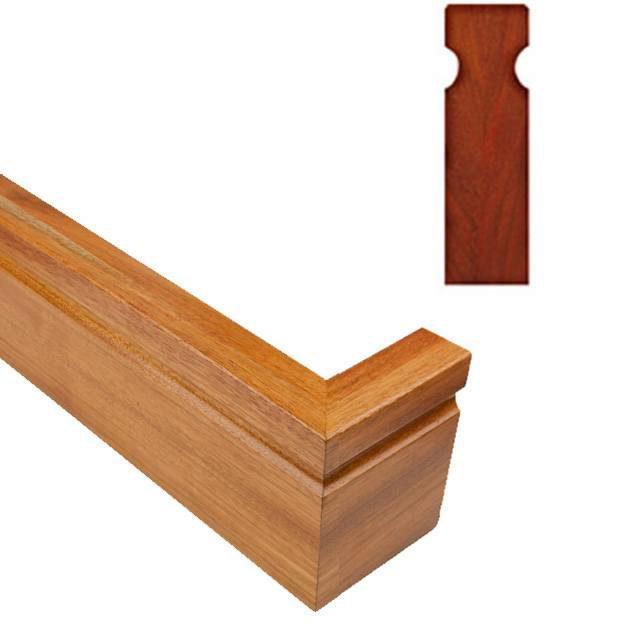 6203 45 Deg Mitered Handrail Stairsupplies
