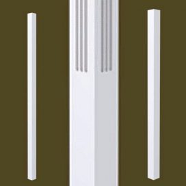 Modern Series Primed Balusters