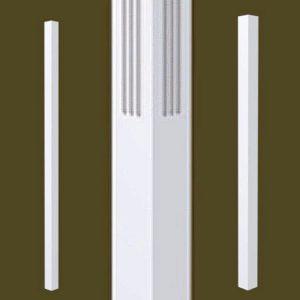 Modern Series Primed Balusters