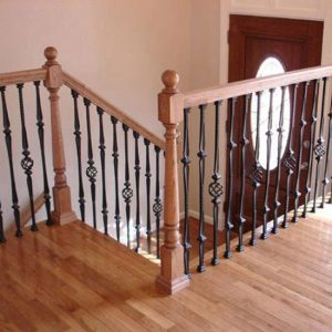 Iron Balusters Completed Projects