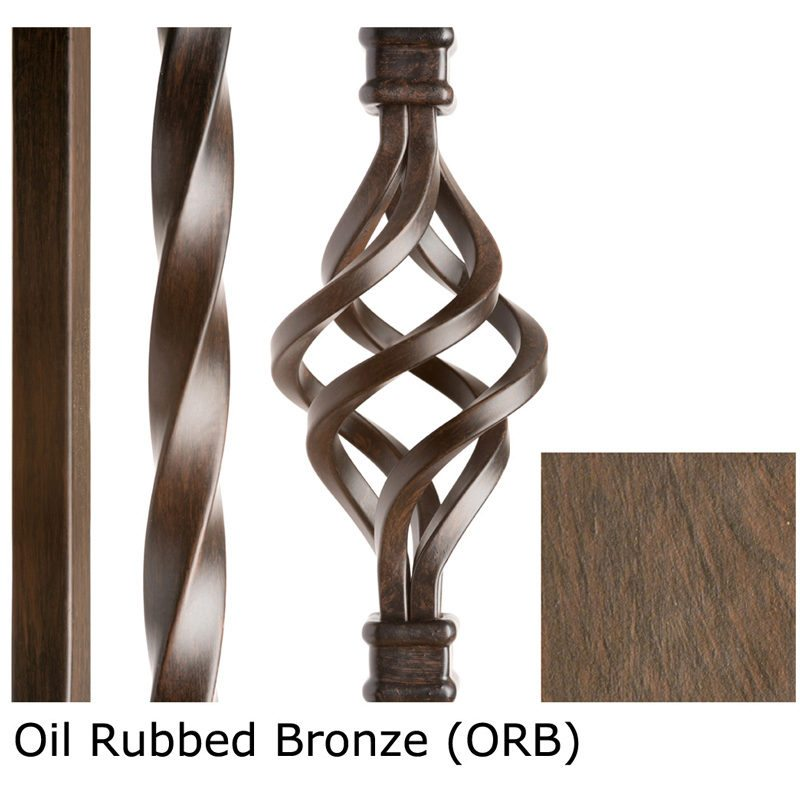 Customize Your Stairs With Forged Iron Balusters
