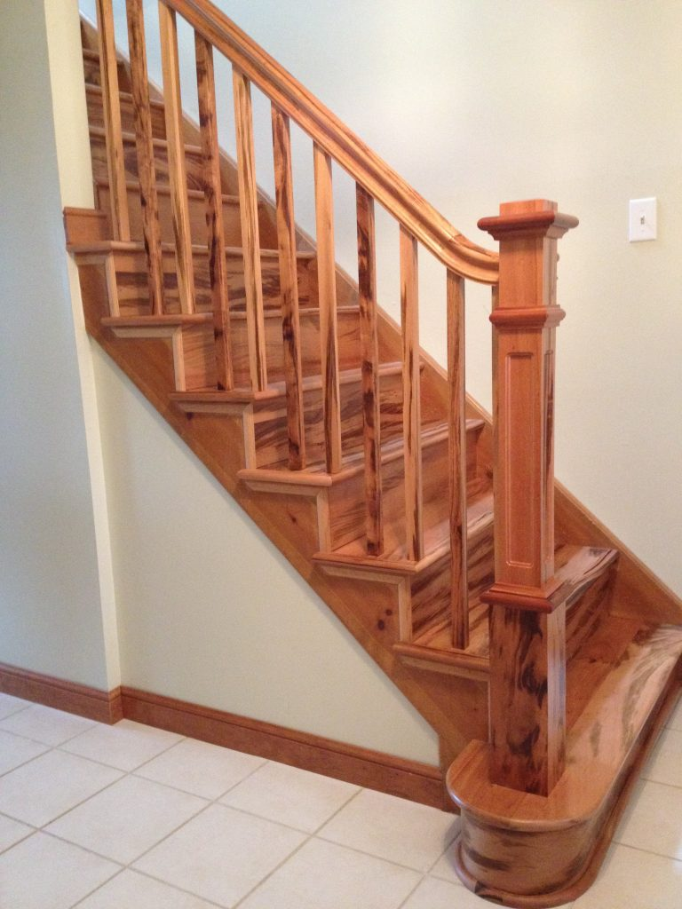 Project # 101 - Exotic Wood Stairs - StairSupplies™