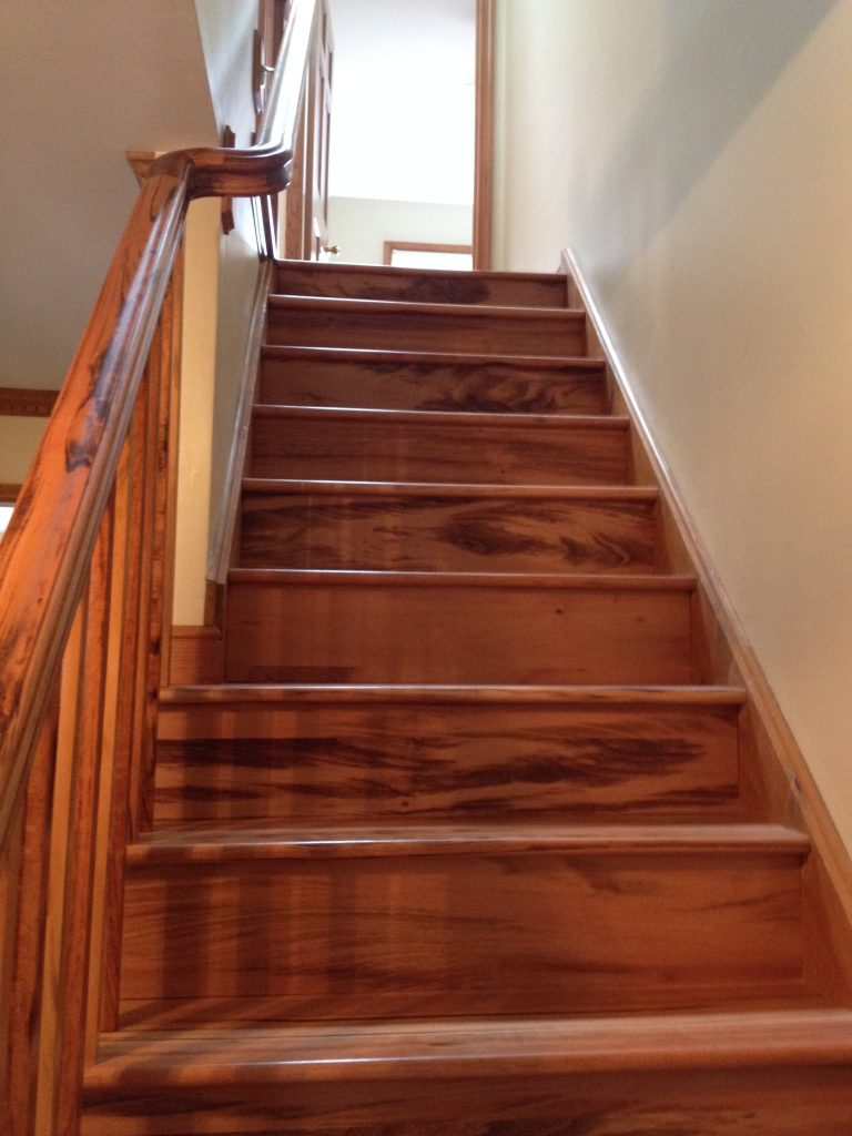 Project 101 Exotic Wood Stairs Stairsupplies