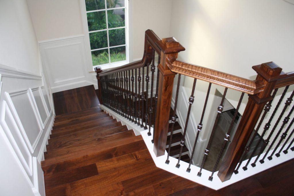 Project 106 Elegant Iron Baluster Design Stairsupplies