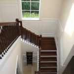 Elegant Iron Baluster Design
