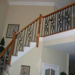 Bending Handrail and Scroll Series Balusters