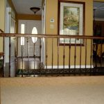 Handrail Terminates in the Wall