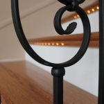 Scroll Series Balusters and Turned Newels