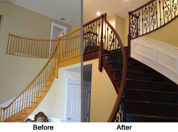 Stair Transformation