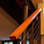 Modern Mission Handrail