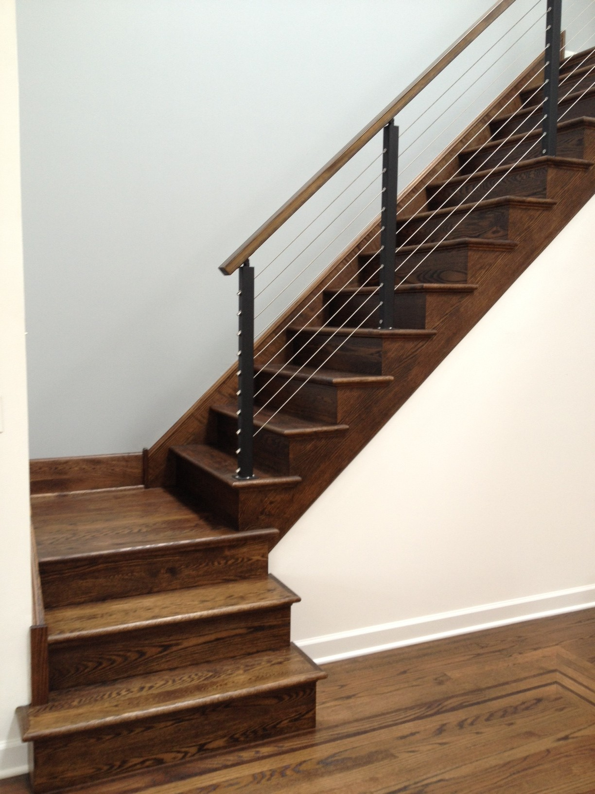 Project 62 Custom Treads And Platforms Stairsupplies