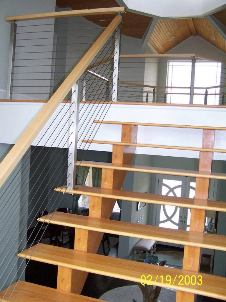 Cable Railing Finishes