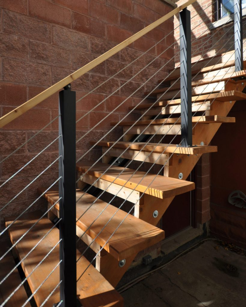 Project #96 - Cable Railing Decks - StairSupplies™