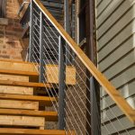 Cable Railing Deck