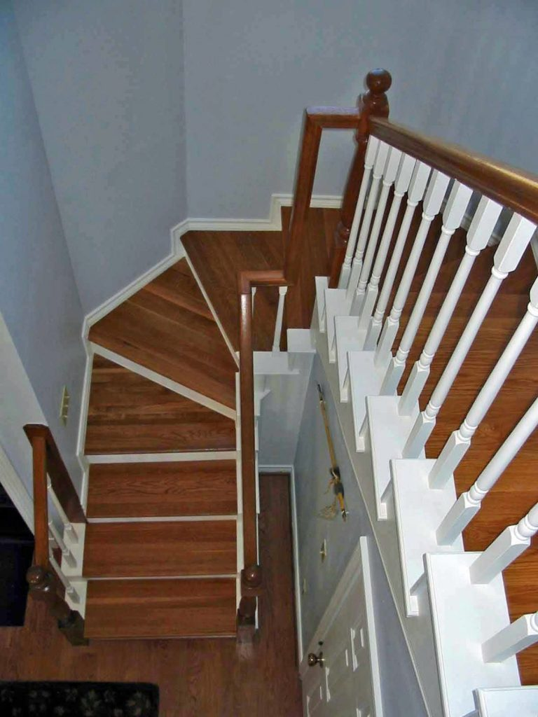 Winder Stair Treads