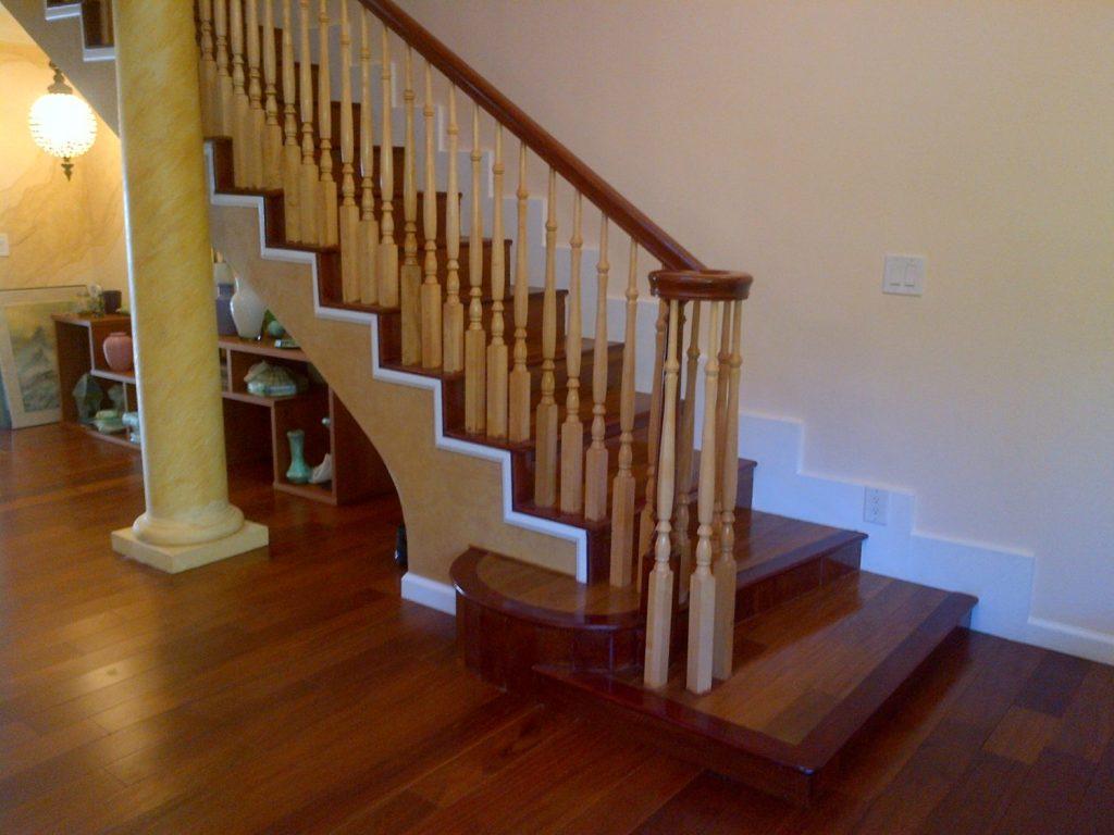 Left Hand Volute Stairsupplies