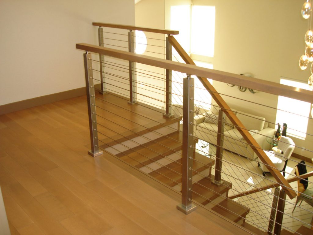 Project 131 Interior Stainless Steel Cable Railing Stairsupplies