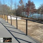 Metal Cable Railing Handrails