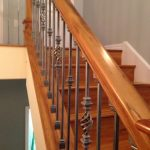 Ash Grey Iron Balusters