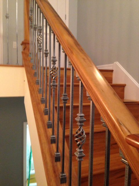 Project 142 Ash Grey Iron Balusters Stairsupplies