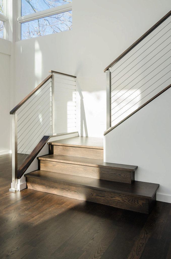 Stair Railing Ideas Wall Mount