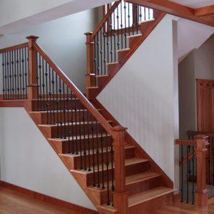 Wood Stair Part