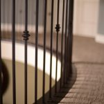 Elegant Iron Balusters