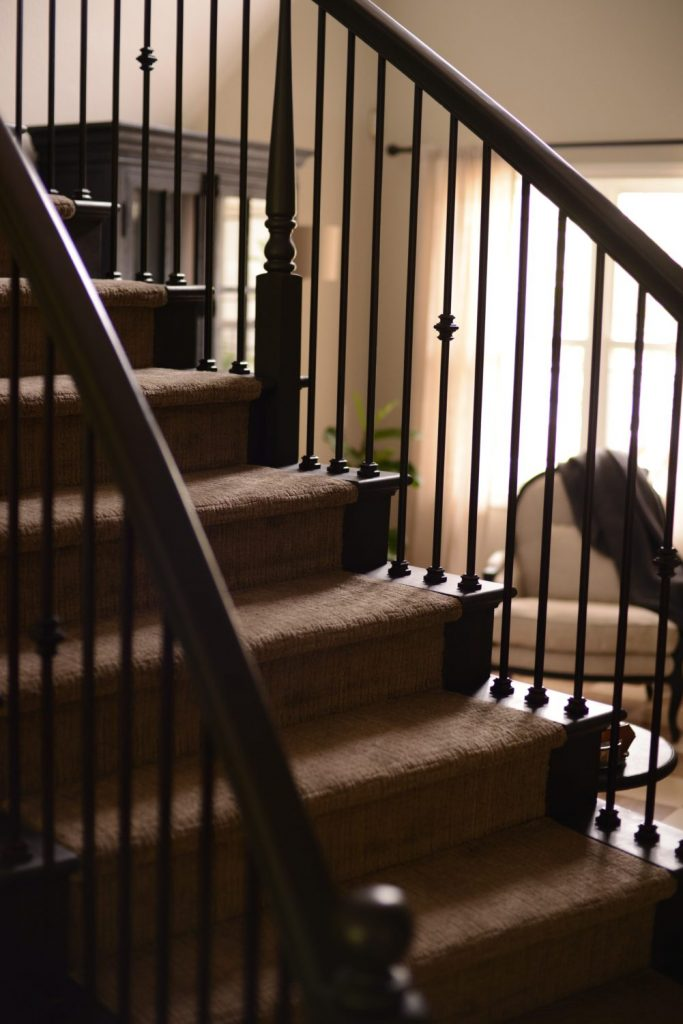 Project 163 Elegant Wrought Iron Balusters