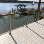 Waterfront Cable Railing