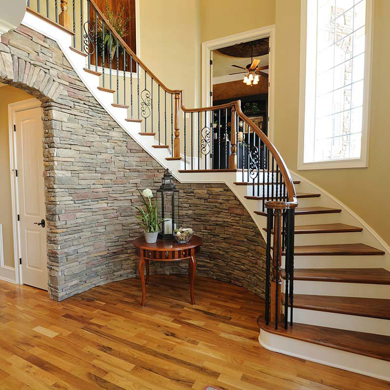 Superb 5 Ways To Utilize The Space Under Your Stairs Largest Home Design Picture Inspirations Pitcheantrous