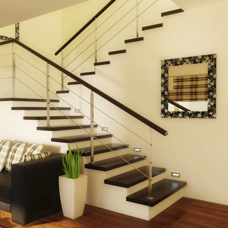How to Decorate Your Stairway Wall - StairSupplies™