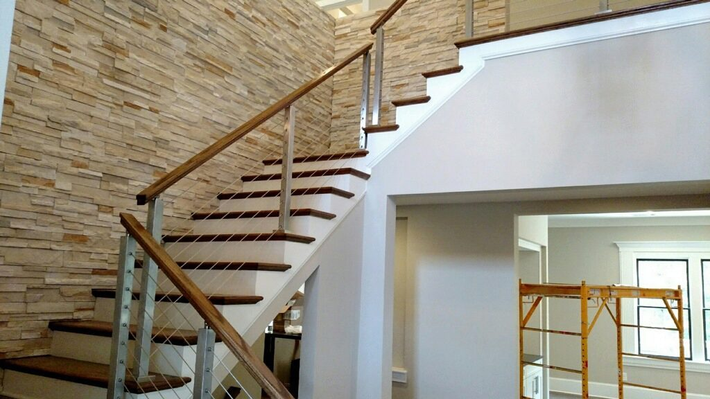 Project 168 Cable Stair Railing Stairsupplies