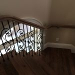 Decorative Scroll Iron Balusters