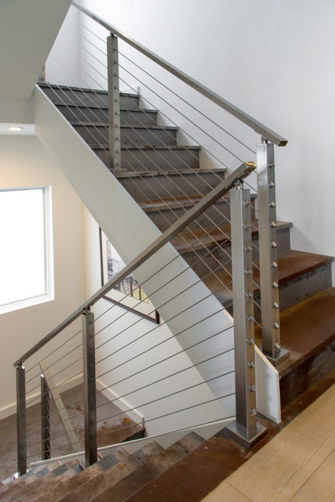 metal handrail 1 u0026quot  x 2 u0026quot