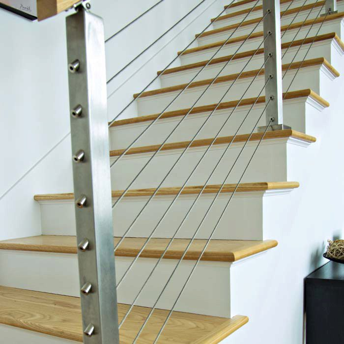 Gentil Custom Stair Treads Are Made Special For Your Home