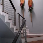 Cable Railing Project & Winder Treads