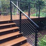 Cable Railing & Aluminum Posts